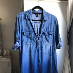 😍2/30$😍denim dress
